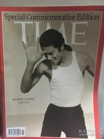 Time 时代周刊 2009年7月 Micheal Jackson 迈克尔杰克逊纪念刊