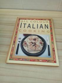 ALL COLOUR ITALIAN COOKING