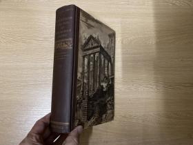 The Decline and Fall of the Roman Empire     吉本《罗马帝国衰亡史》,卷三(全套3卷),大史学家J.B.Bury 编,席代岳的中译主要根据本版本译出,Heritage Press插图版,重超1公斤