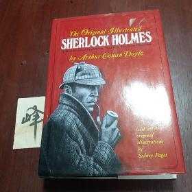 The Original Illustrated Sherlock Holmes 福尔摩斯