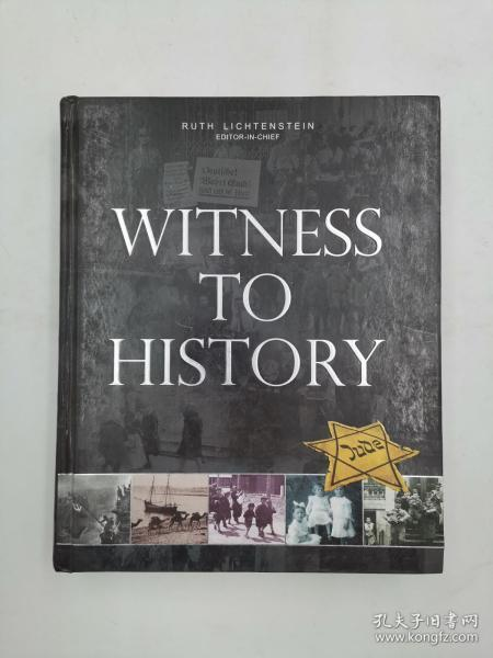 Witness to History 历史见证人