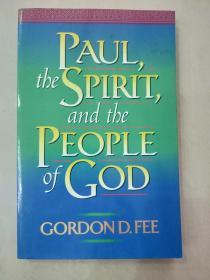 PAUL, the SPIRIT, and the PEOPLE of GOD (保罗,圣灵和神的种子)