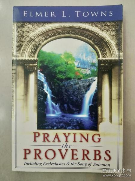 PRAYING the PROVERBS (祈祷谚语)