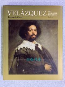 外文原版:Velazquez 委拉斯开兹(西班牙宫廷画集,精装+书衣)
