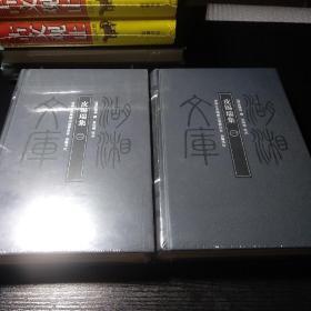 湖湘文库:皮锡瑞集 全二册