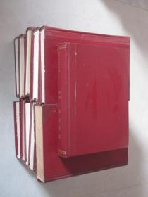 历史研究  1974-1998年共127期   共20本精装合订本   详见描述