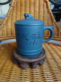 (江南第一杯)王智慧紫砂杯
