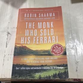 THE MONKWHO SOLDHIS FERRARI