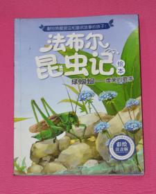 法布尔昆虫记 (绘本)