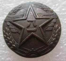 五五式空军帽徽