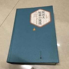 名著名译丛书:契诃夫短篇小说选