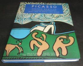 2手英文 Picasso: Graphic Magician Prints 毕加索版画 xcc6