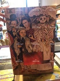 迭戈·里维拉 Rivera 全集 精装  大16开内附9幅大折页 640页 2017年德国出版