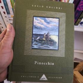 pinocchio everyman's library