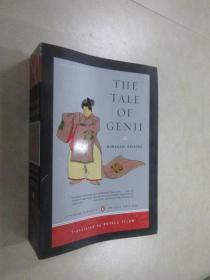 外文书  THE TALE OF GENJI   共1179页
