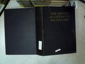 THE OXFORD ILLUSTRATED DICTIONARY 牛津插图词典 16开   01