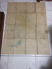 天津市全图(49年8月)