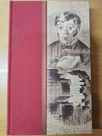Jane Eyre《简爱》 夏洛蒂 勃兰特 Charlotte bronte 经典 名著 Heritage Press 1942年 布面精装 版 带有一枚漂亮的藏书票