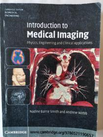 医学影像简介Introduction to Medical  Imaging