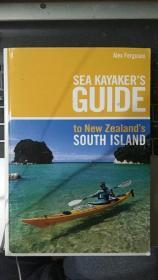 sea kayakers guide to new zealands south island - 新西兰南部岛屿皮划艇指南,内容见图。