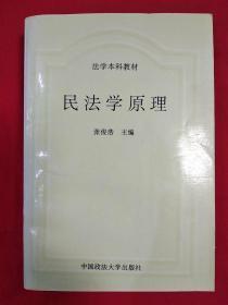 法学本科教材:民法学原理(修订版)
