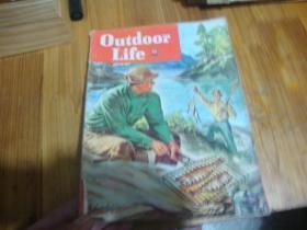 1948- 5 年,原版杂志<< Outdoor Life  >>品图自定 内彩图多多