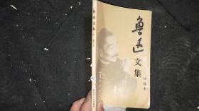 鲁迅文集 卷十七 且介亭杂文(导读本)