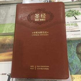 圣经.世界上最伟大的推销员(买一本送一本基督教中英文对照圣经.请看实物图片)