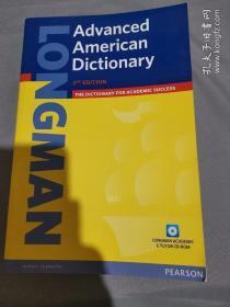 Longman Advanced American Dictionary [With CDROM]