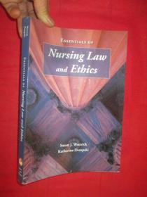 Essentials of Nursing Law and Ethics         ( 16开 )     【详见图】