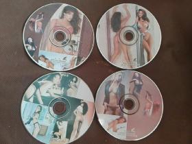 4裸碟VCD《艳舞》正常播放
