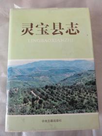 灵宝县志(精装本)河南省三门峡市灵宝