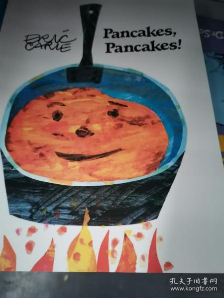 Pancakes, Pancakes! (World of Eric Carle)