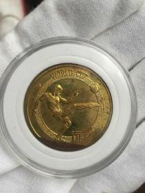 82年足球世界杯纪念币