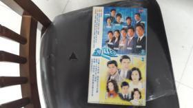 电视连续剧: 创世纪1-地产风云。创世纪2-天地有情(创世纪 72碟精装VCD光盘)