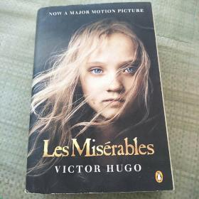 Les Miserables(悲惨世界  法文版)平装没勾画