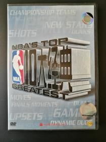 NBA十大经典 DVD -多单合并运费