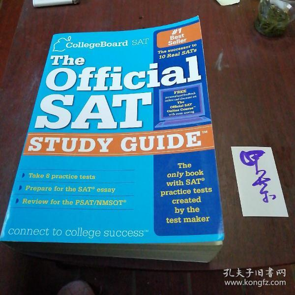 The Official SAT Study Guide