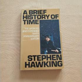 A Brief History of Time 时间简史