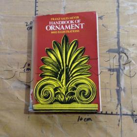 HANDBOOK OF ORNAMENT