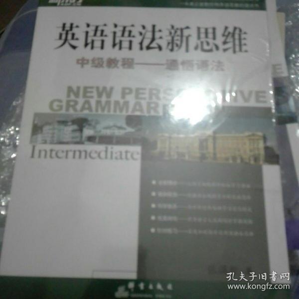 英语语法新思维中级教程:通悟语法