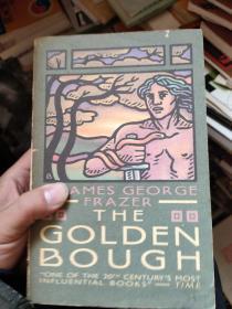 英文原版 金枝 The Golden Bough 弗雷泽名著 英文版