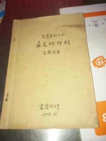 云庐丛刊原版(嘉定的竹刻)-八五品-4288元