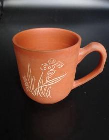 钦州坭兴陶茶杯