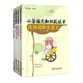 小学语文知识提炼书:汉字和词语