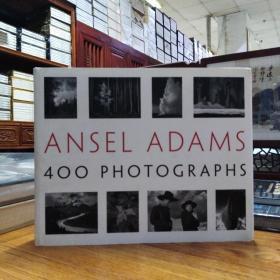 Ansel Adams:400 Photographs(亚当斯作品400)