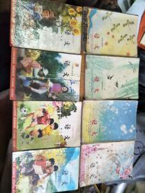 六年制小学课本 语文 第1-12册
