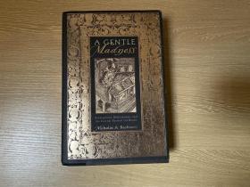 (私藏初版)A Gentle Madness 《文雅的疯狂》,董桥爱读书,好看的洋书话,精装重超1公斤
