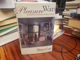 Pleasure Wars : The Bourgeois Experience: Victoria to Freud Vol.5