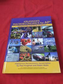 KRUGMANS MACROECONOMICS FOR AP【精装本】彩色印刷